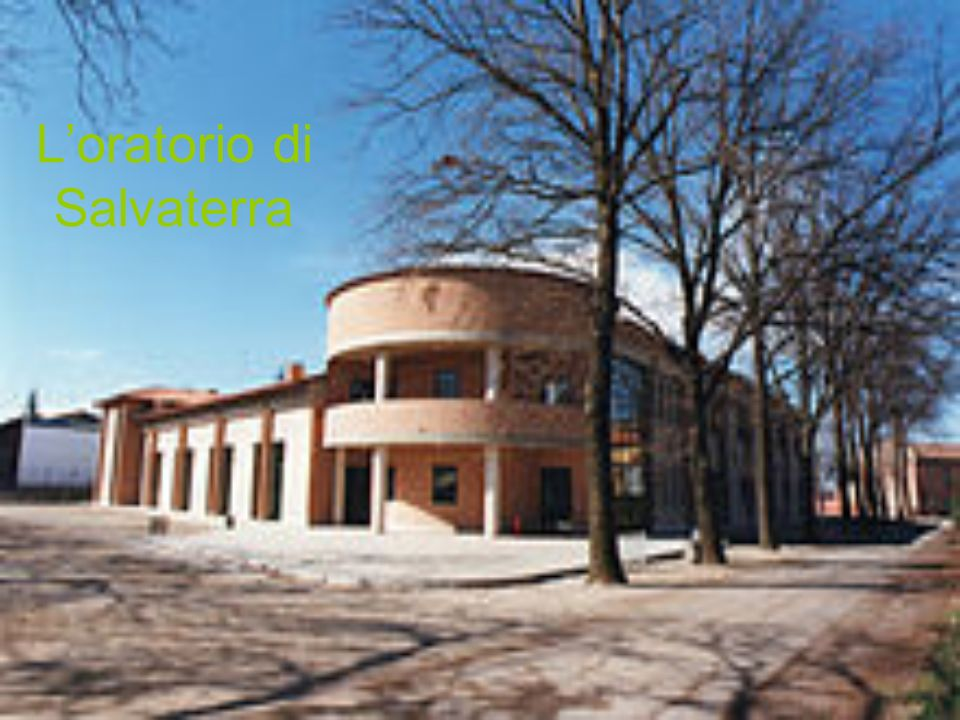 L'oratorio di Salvaterra