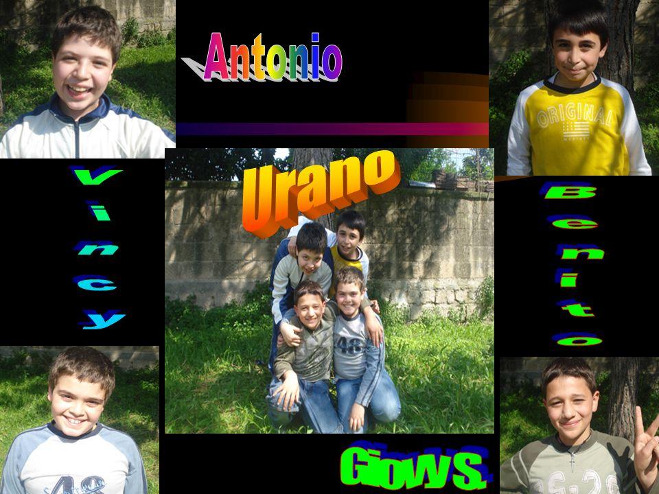 Antonio Urano Vincy Benito Giovy S.