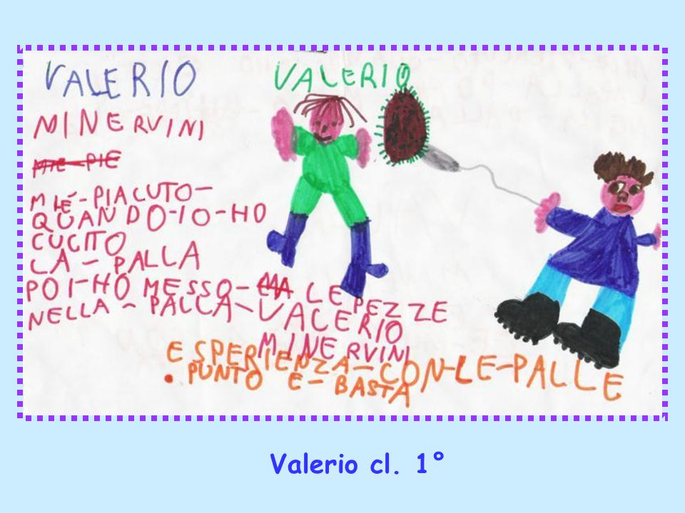 Valerio cl. 1°