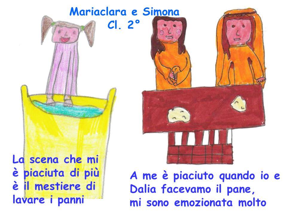 Mariaclara e Simona Cl. 2°