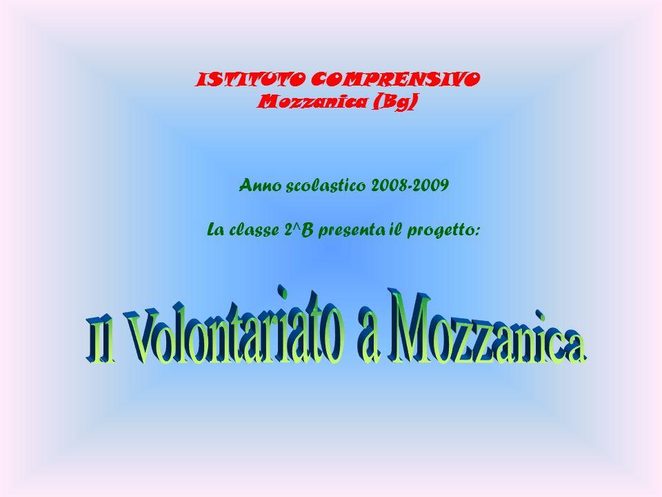 Il Volontariato a Mozzanica