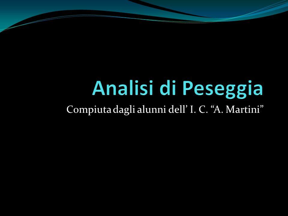 Compiuta dagli alunni dell' I. C. A. Martini