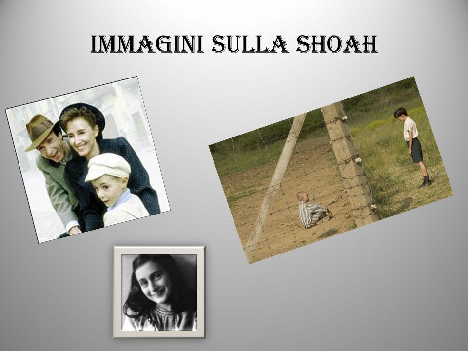 Immagini sulla shoah