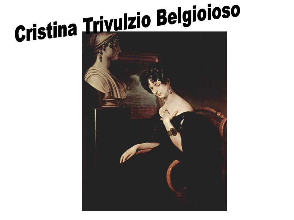 Cristina Trivulzio Belgioioso