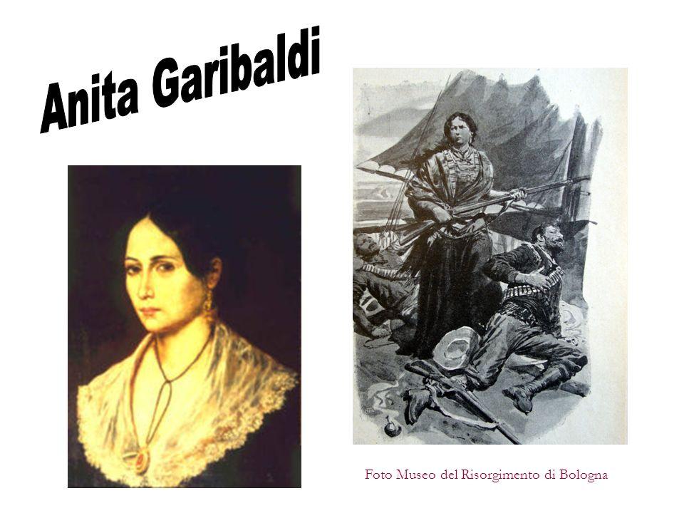 Anita Garibaldi Foto Museo del Risorgimento di Bologna