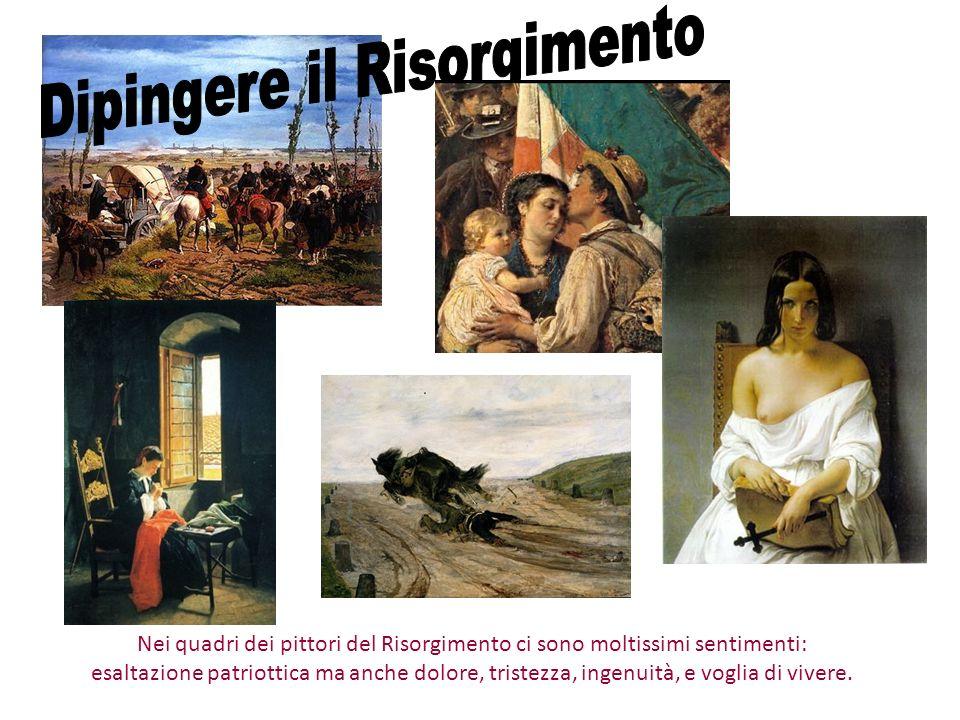 Dipingere il Risorgimento