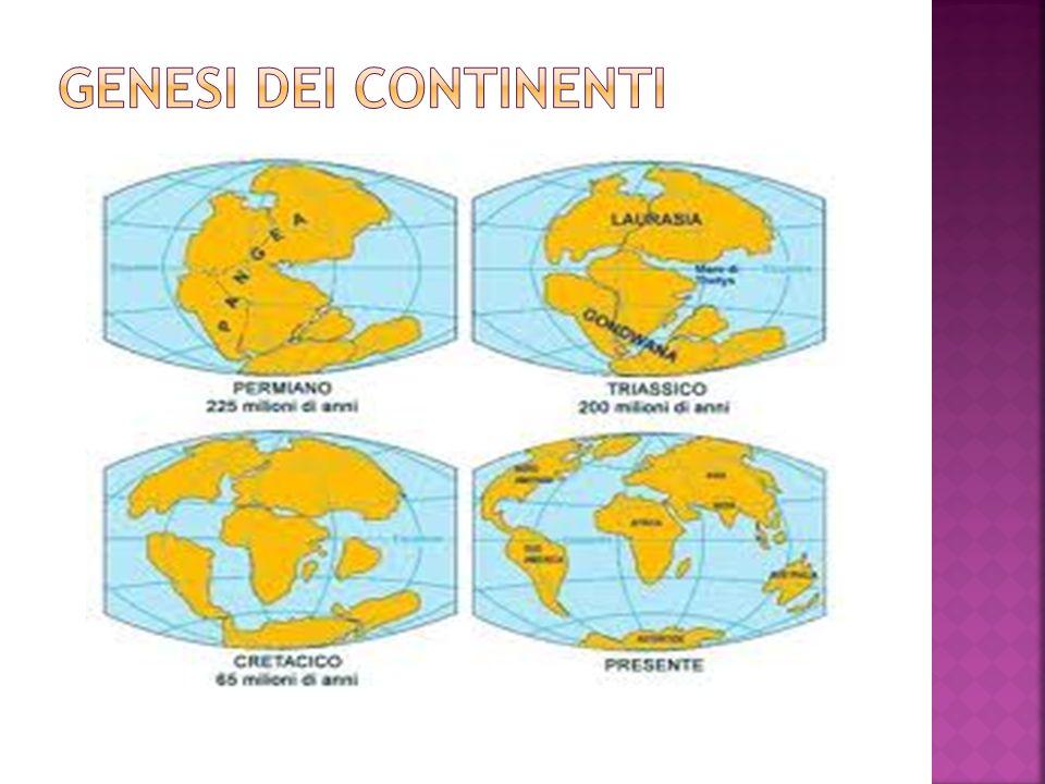 Genesi dei continenti