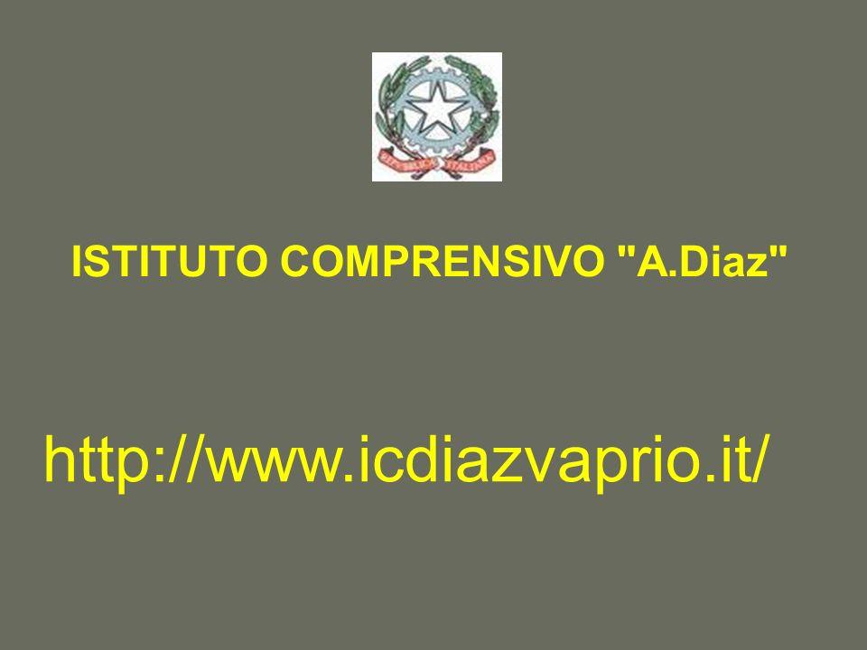 ISTITUTO COMPRENSIVO A.Diaz