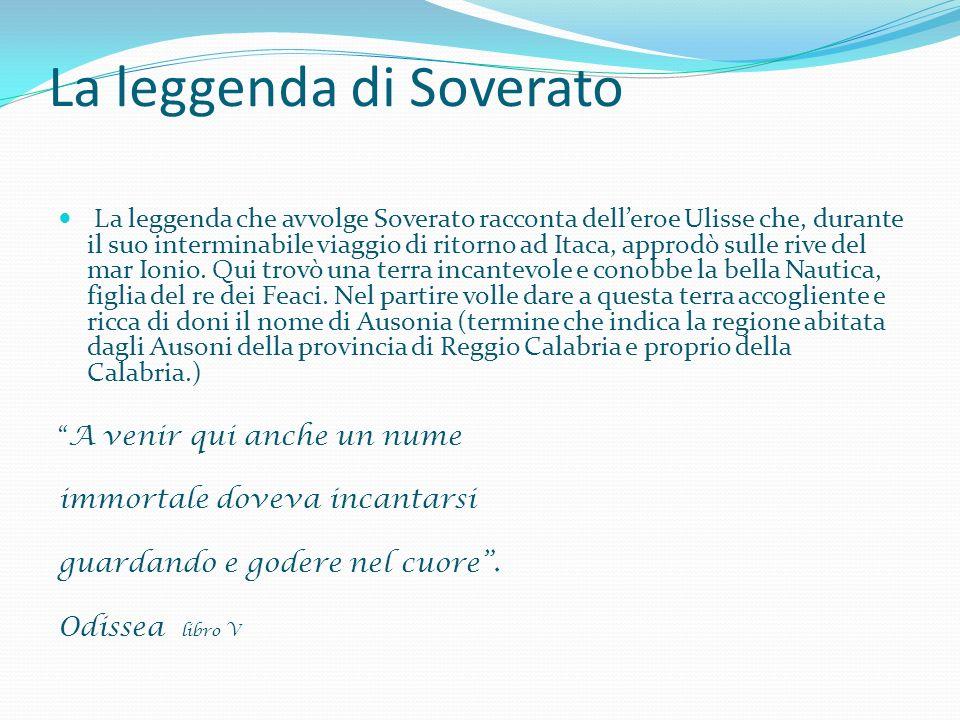 La leggenda di Soverato