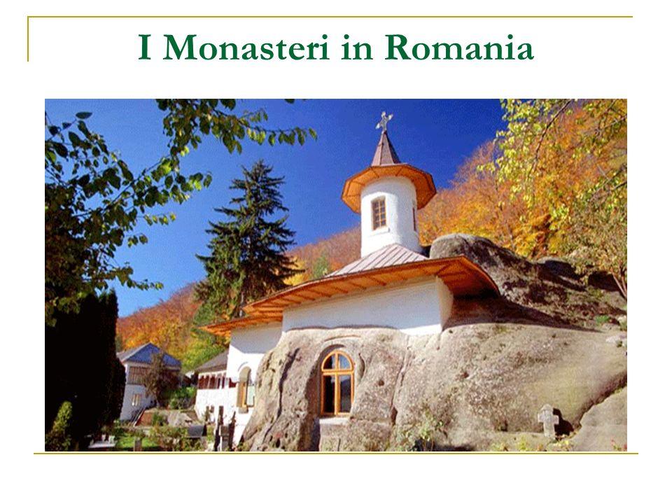 I Monasteri in Romania