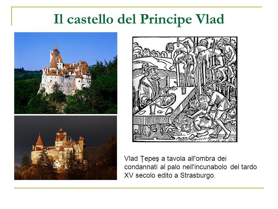 Il castello del Principe Vlad