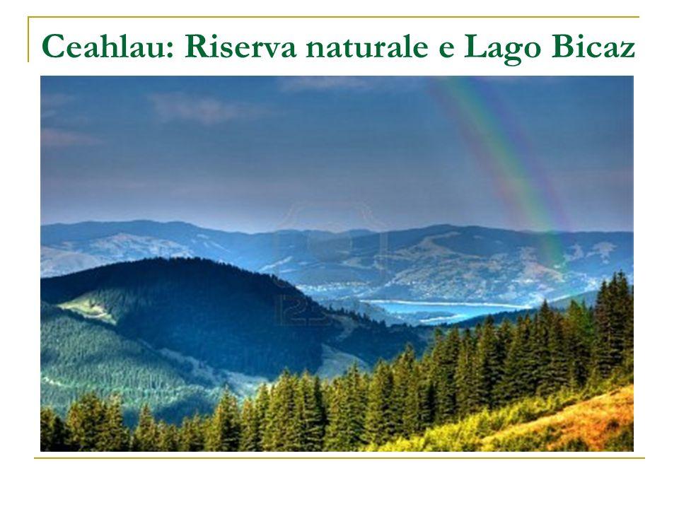 Ceahlau: Riserva naturale e Lago Bicaz