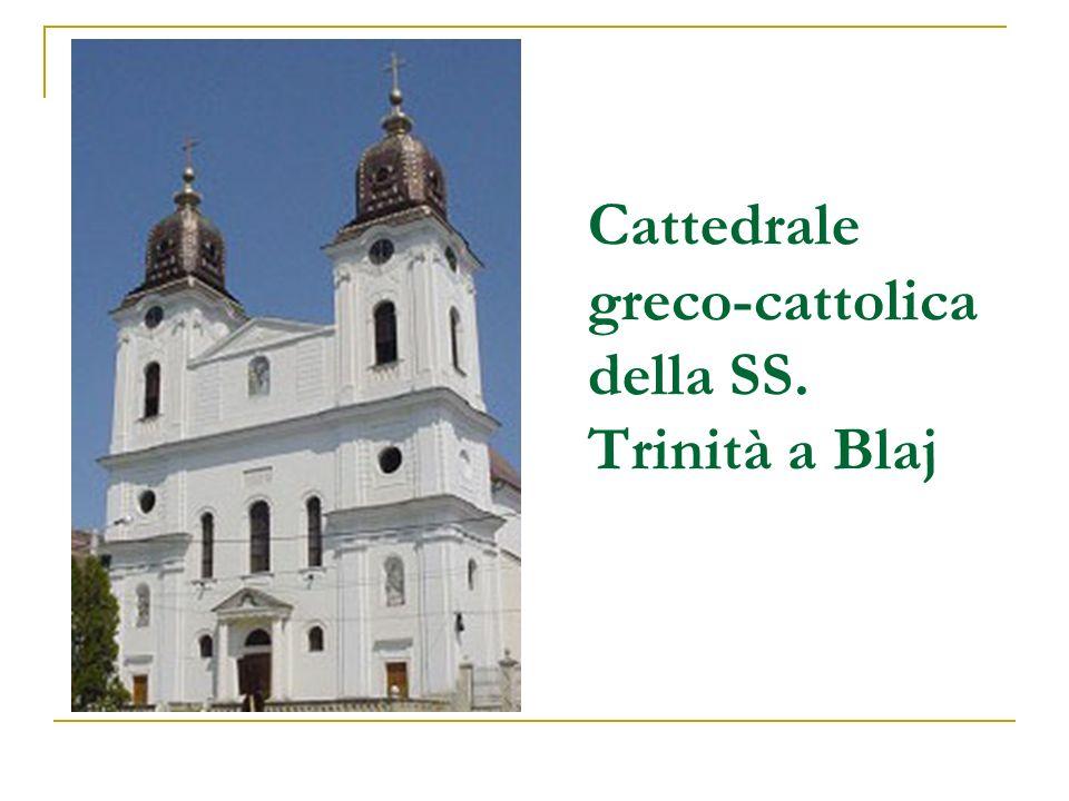Cattedrale greco-cattolica della SS. Trinità a Blaj