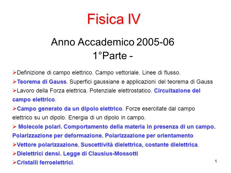 Anno Accademico 2005-06 1°Parte -