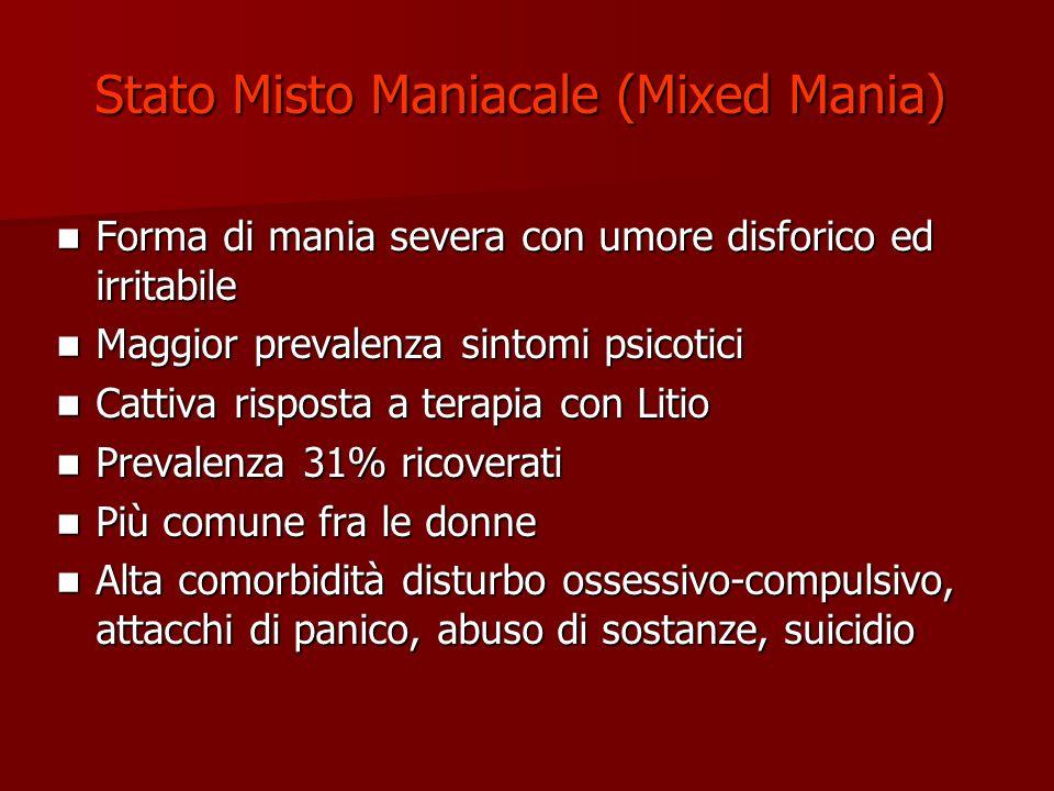 Stato Misto Maniacale (Mixed Mania)