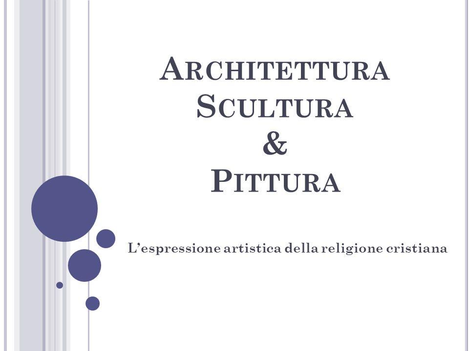 Architettura Scultura & Pittura
