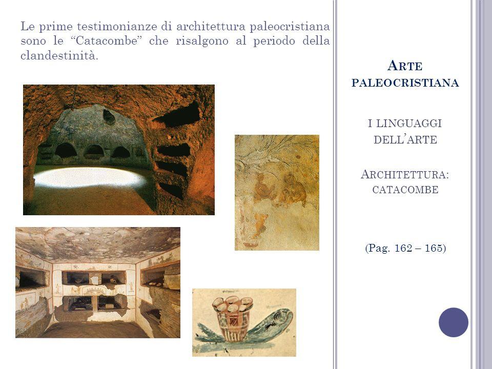 Architettura: catacombe