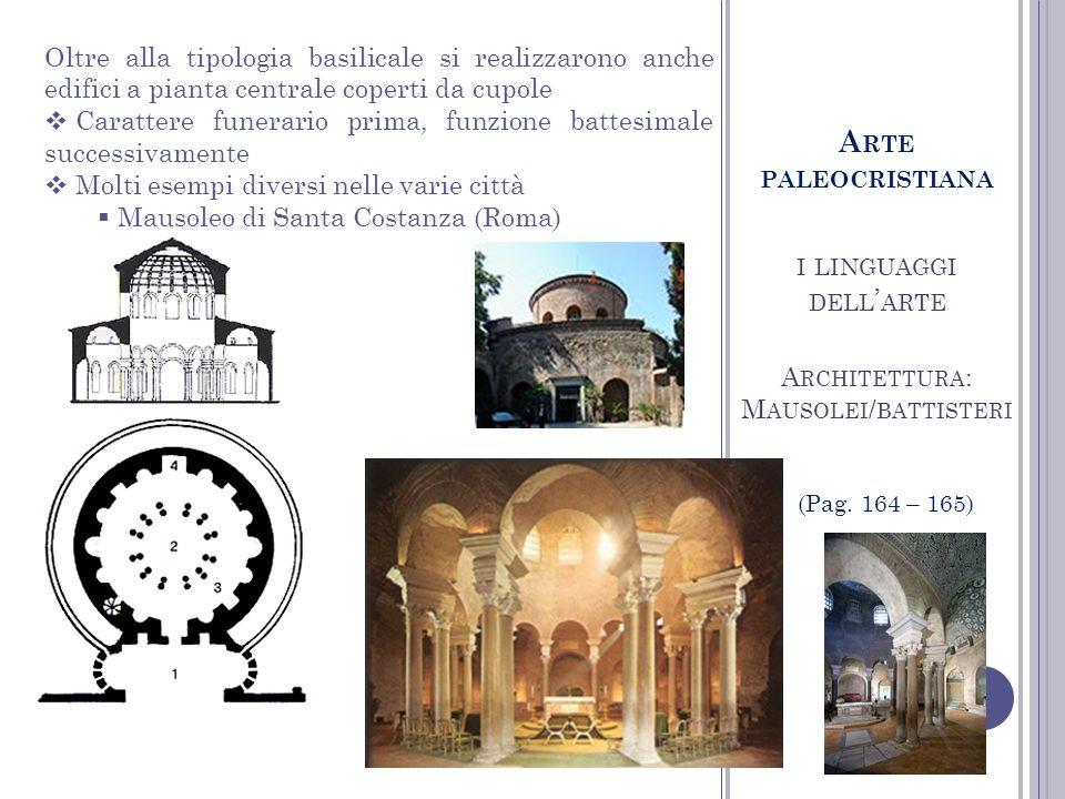 Arte paleocristiana i linguaggi dell'arte