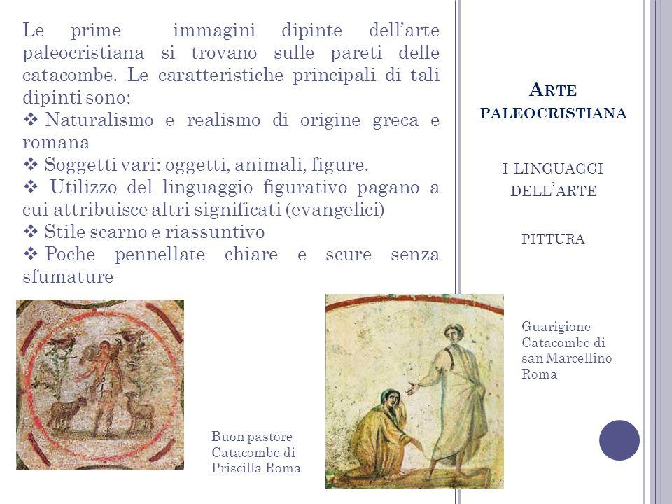 Naturalismo e realismo di origine greca e romana