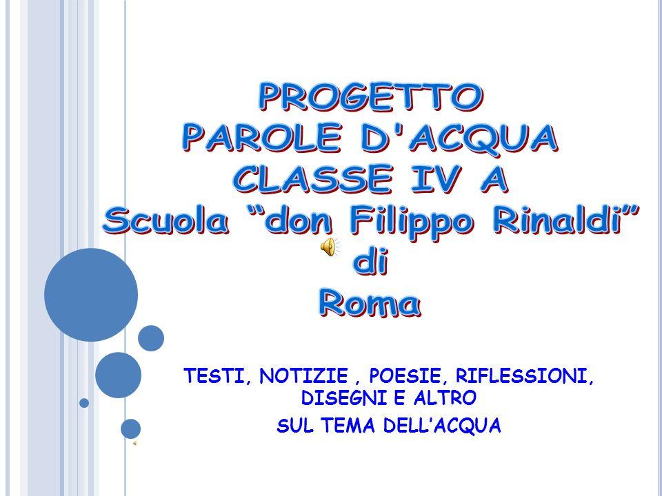 Scuola don Filippo Rinaldi di Roma