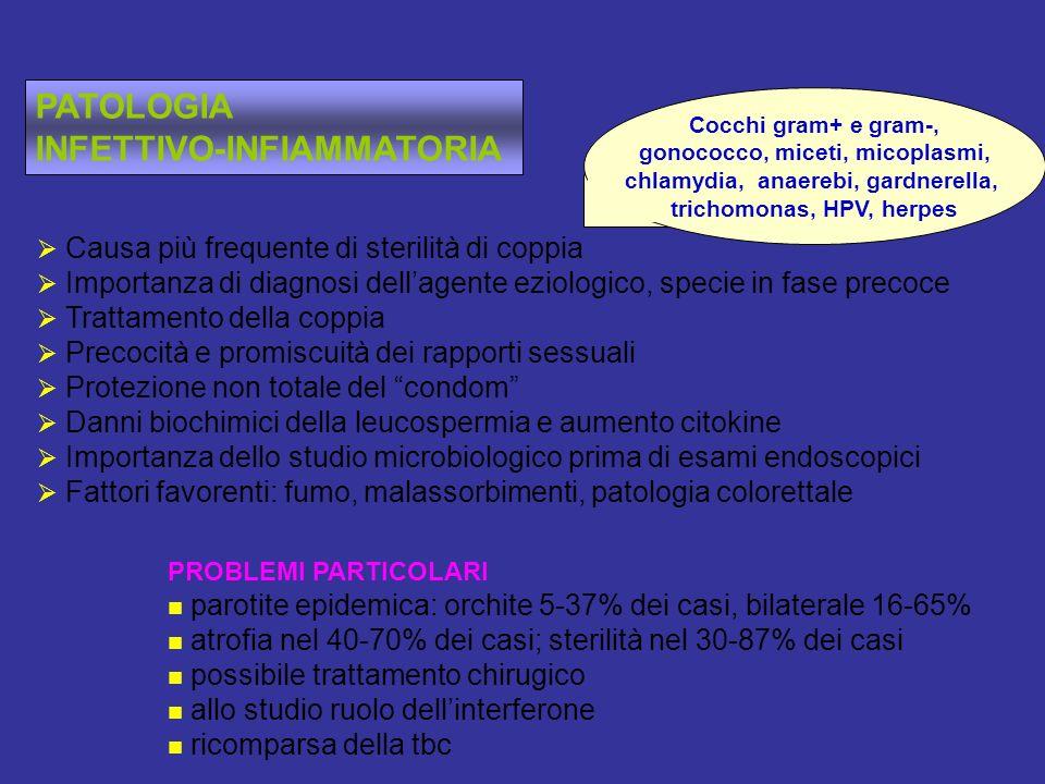 INFETTIVO-INFIAMMATORIA