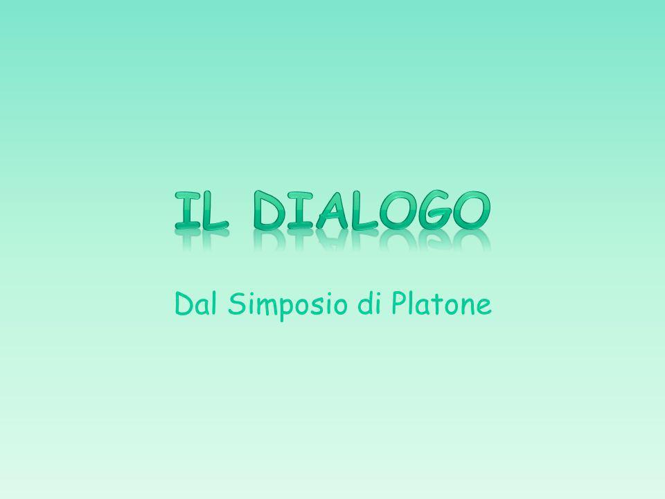 Dal Simposio di Platone
