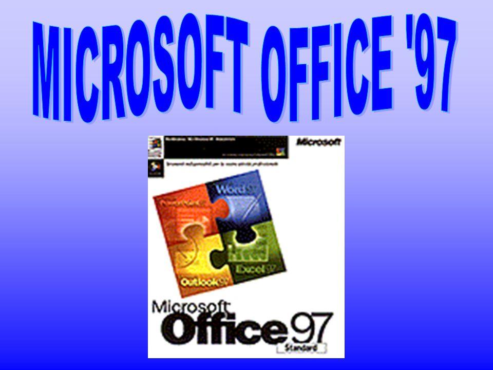MICROSOFT OFFICE 97