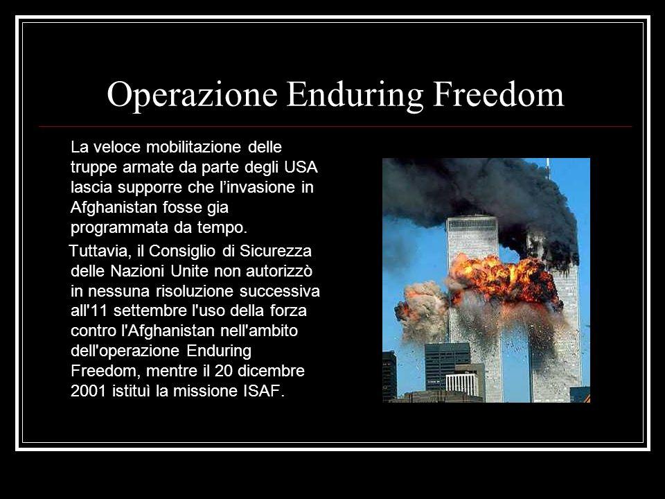 Operazione Enduring Freedom