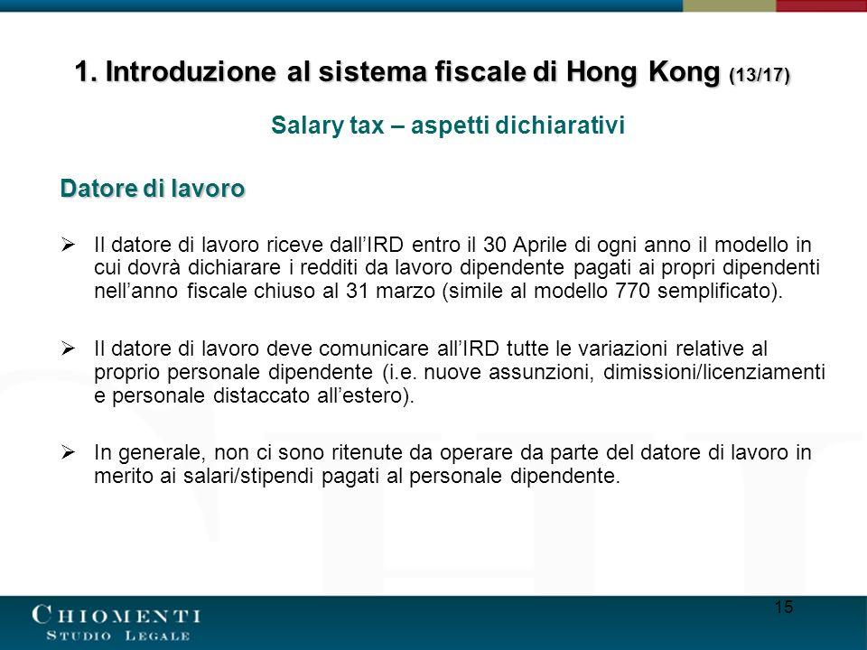 1. Introduzione al sistema fiscale di Hong Kong (13/17)