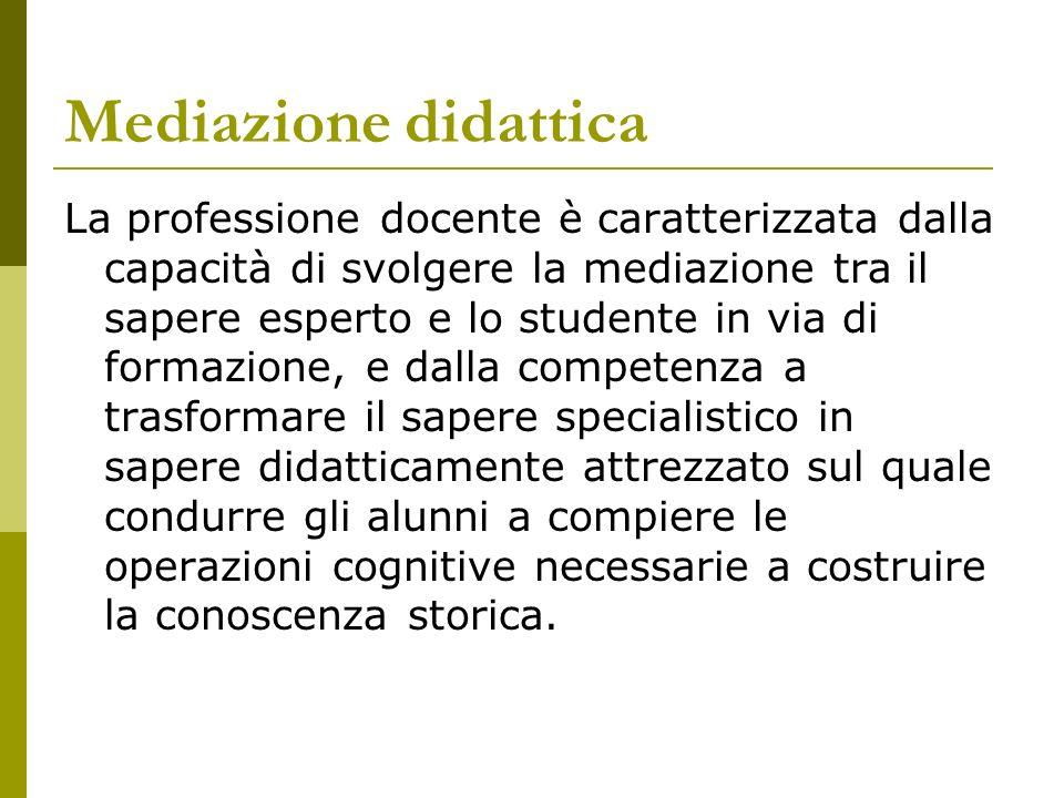 Mediazione didattica