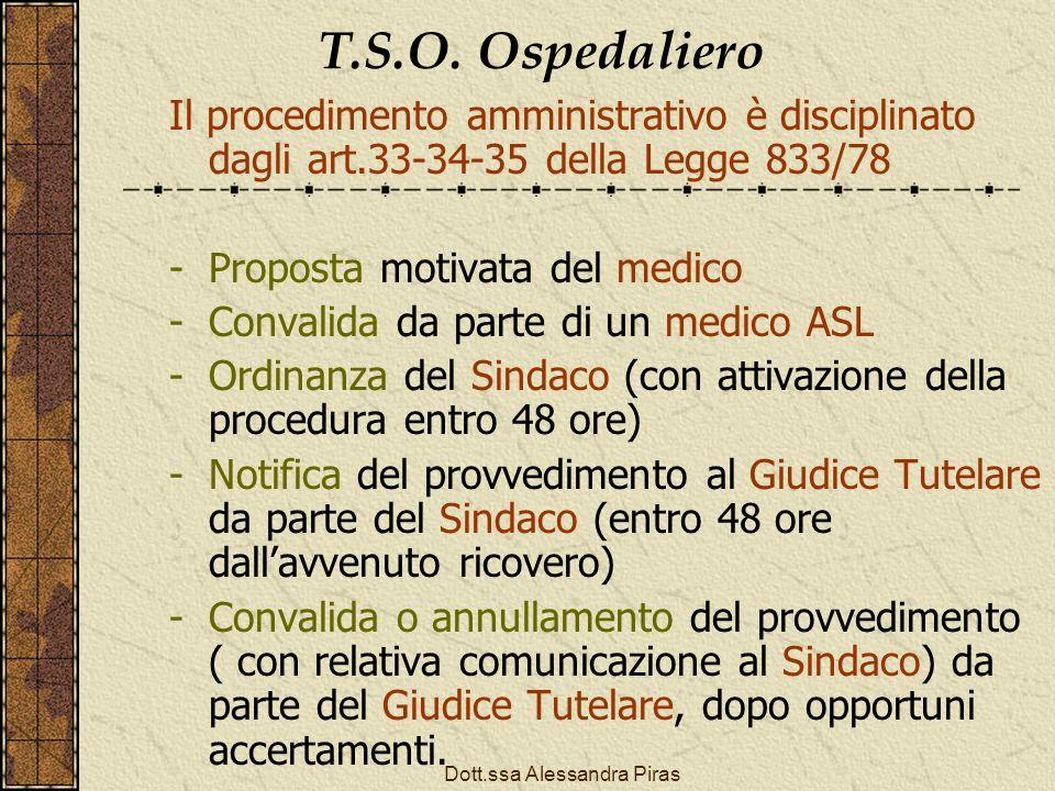 Dott.ssa Alessandra Piras