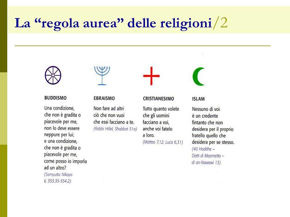 La regola aurea delle religioni/2
