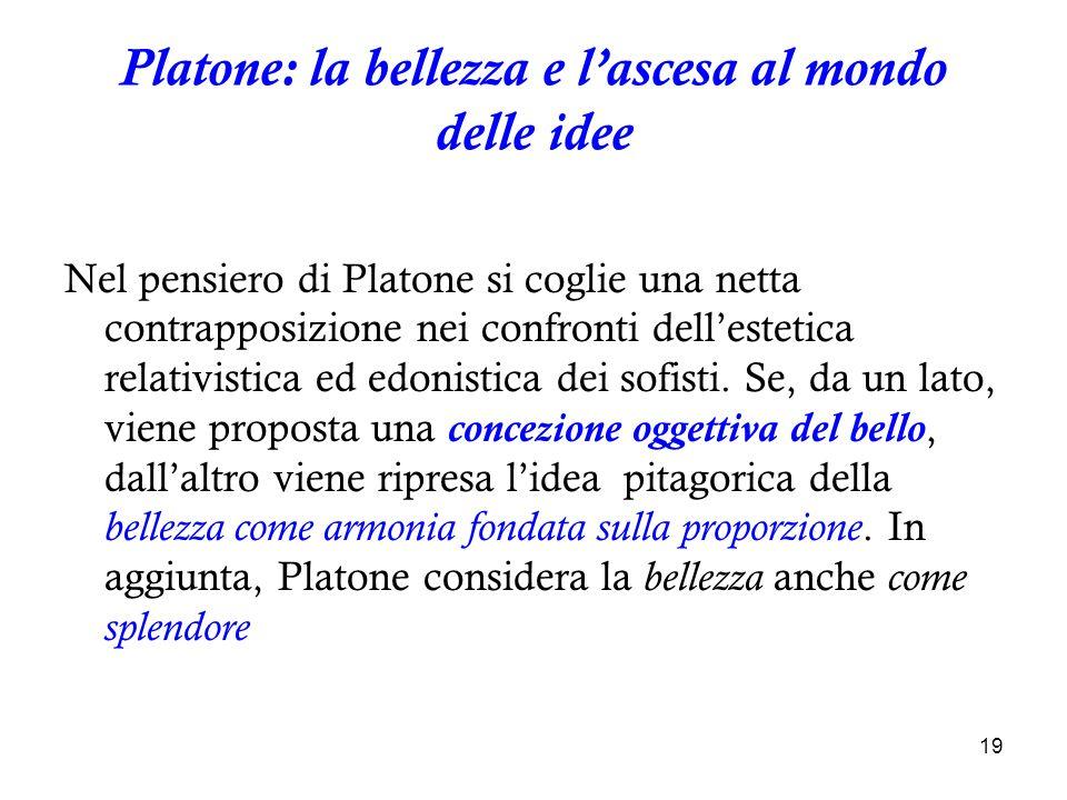 Platone: la bellezza e l'ascesa al mondo delle idee