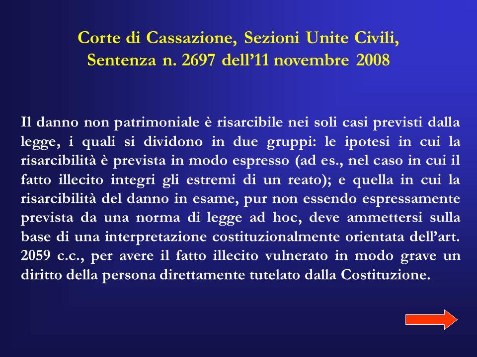 Corte di Cassazione, Sezioni Unite Civili,