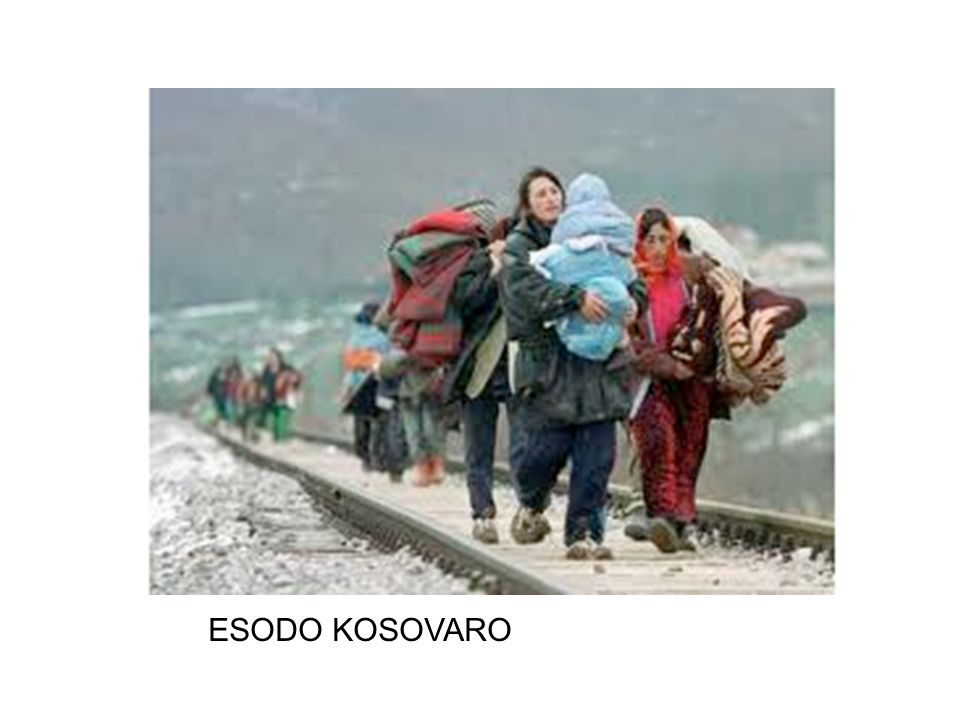 ESODO KOSOVARO