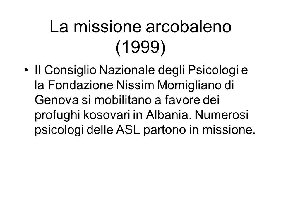 La missione arcobaleno (1999)
