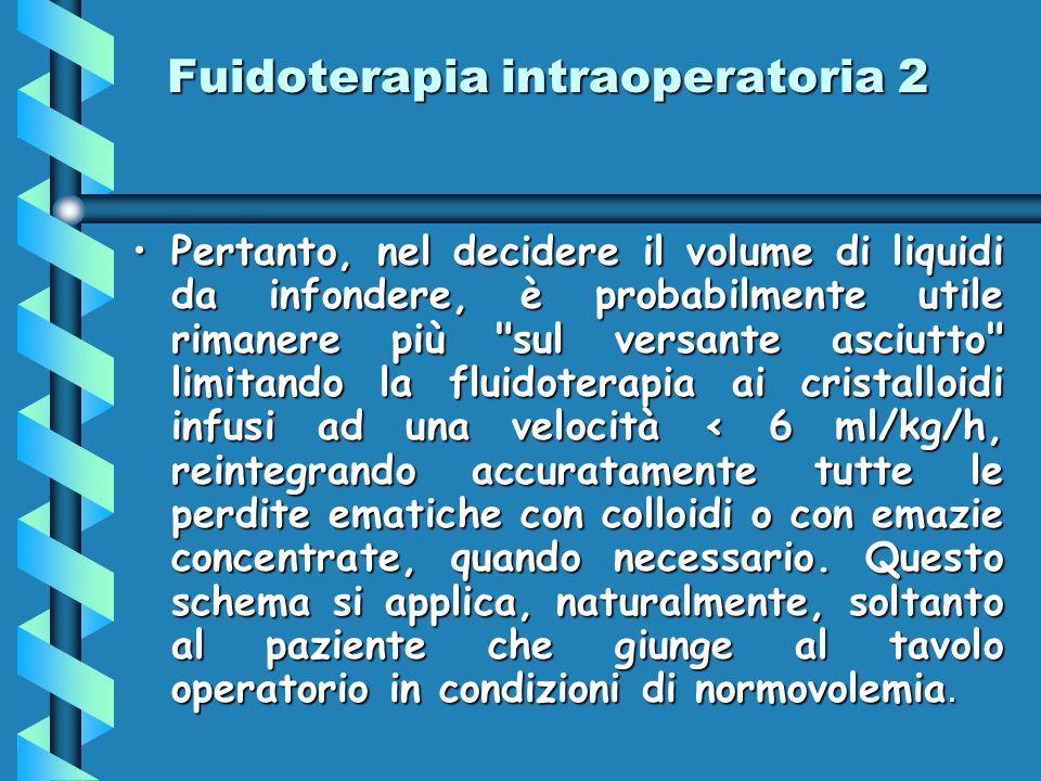 Fuidoterapia intraoperatoria 2