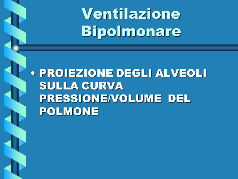 Ventilazione Bipolmonare