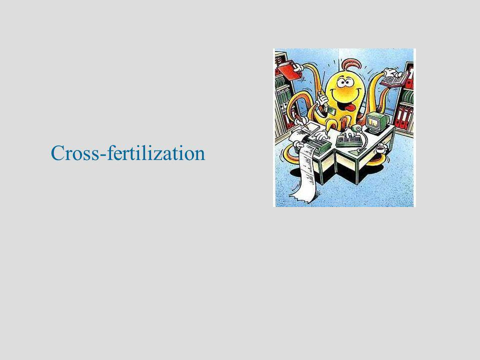 Cross-fertilization