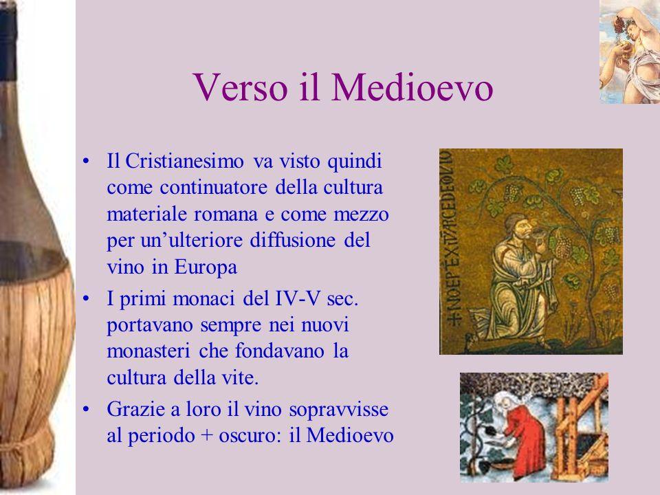 Verso il Medioevo