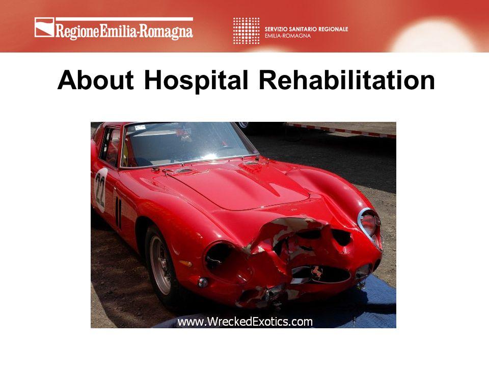 About Hospital Rehabilitation