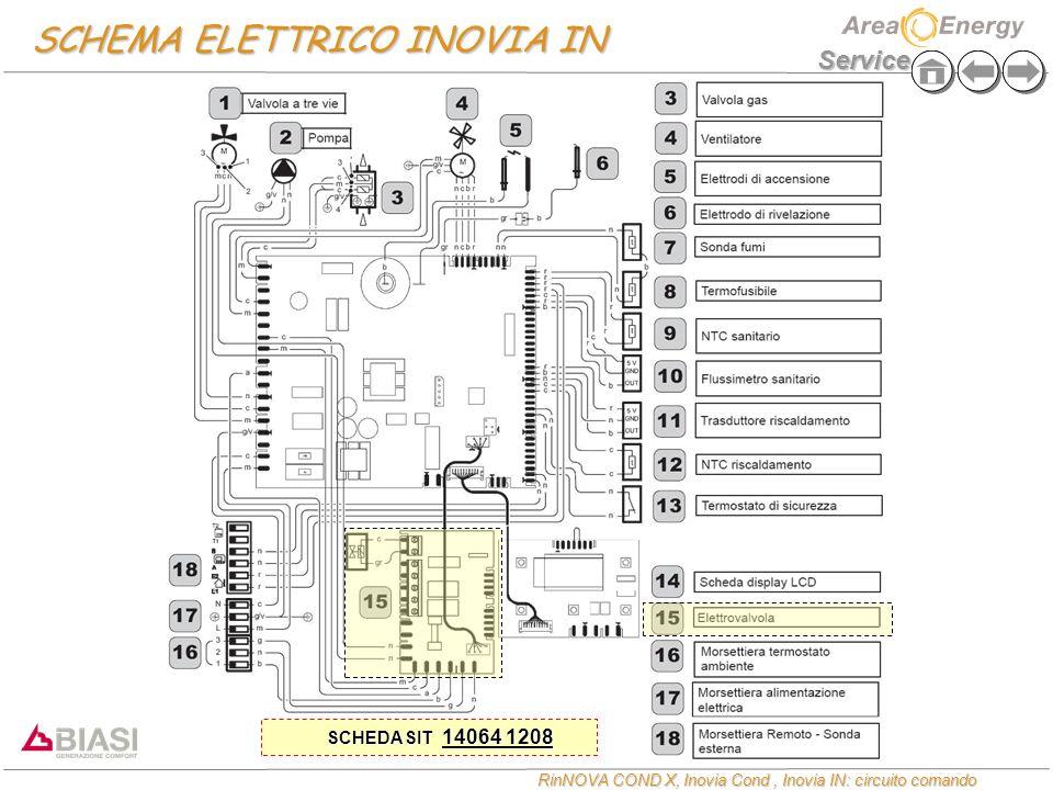 Schema Elettrico Elettrovalvola : Rinnova cond inovia in circuito comando