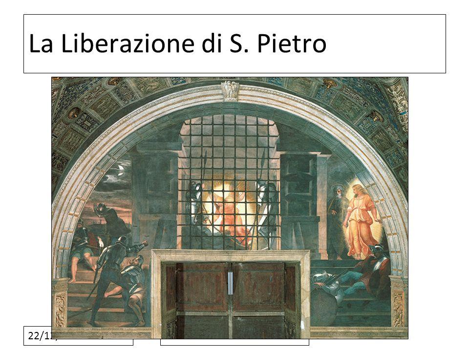 La Liberazione di S. Pietro
