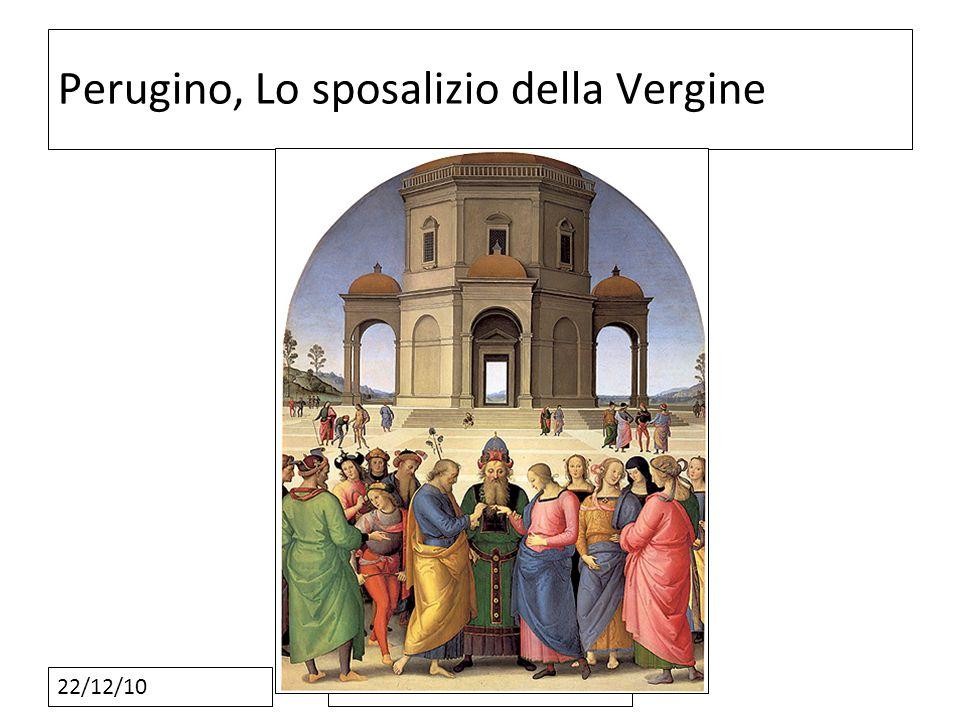 Perugino, Lo sposalizio della Vergine