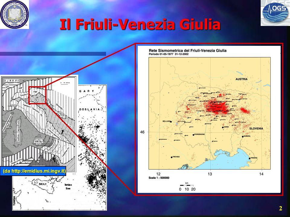 Il Friuli-Venezia Giulia
