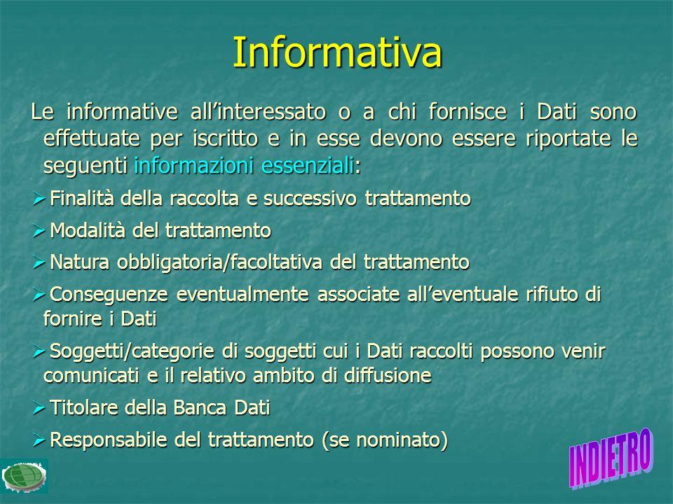 Informativa