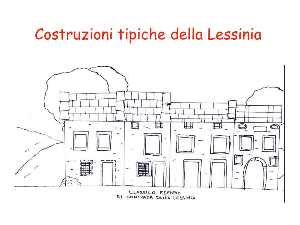 Costruzioni tipiche della Lessinia