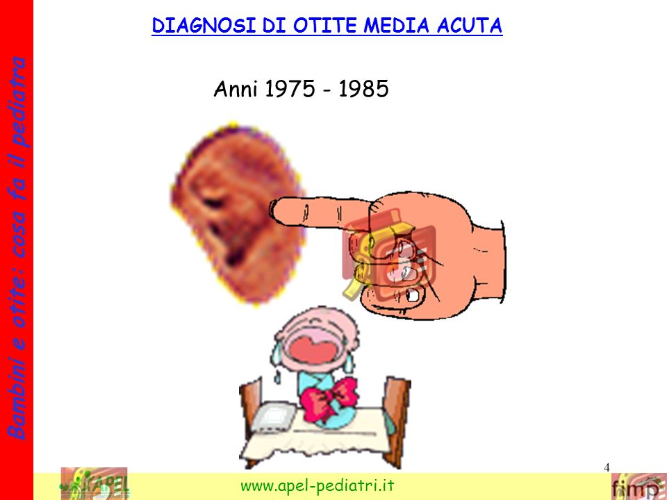 DIAGNOSI DI OTITE MEDIA ACUTA