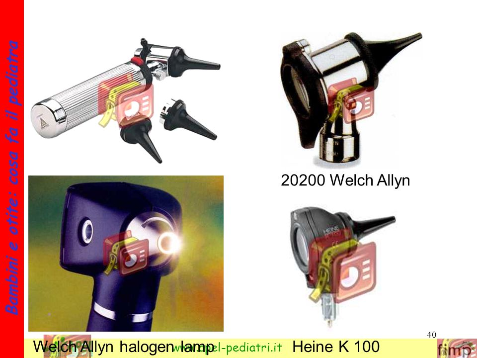 20200 Welch Allyn Welch Allyn halogen lamp Heine K 100