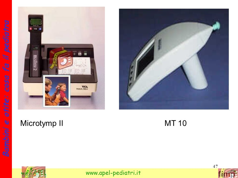 Microtymp II MT 10